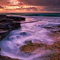 Sandys At Dawn by Kenway Kua