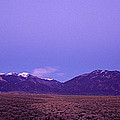 Sangre De Cristo Mountains At Sunset by Panoramic Images