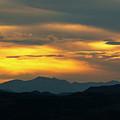 Sangre De Cristo Mountains Sunset by Steve Krull