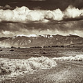 Sangre De Cristo Mountains by Tony Lopez