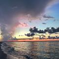 Sanibel Island Sunrise by Jeff Breiman