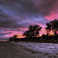 Sanibel Island Twilight by Jeff Breiman
