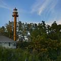 Sanibel Lighthouse by Joseph G Holland