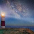 Sankaty Head Light, Nantucket by Bill McEntee