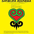 Sankofa Adinkra by Adenike AmenRa