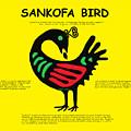 Sankofa Bird Of Knowledge by Adenike AmenRa
