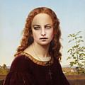 Santa Amelia by Maciej Mackiewicz
