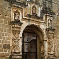 Santa Clara Antigua Guatemala Ruins 2 by Douglas Barnett