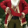 Santa Claus Weihnachtsmann by Eva-Maria Di Bella