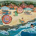 Santa Cruz Beach Boardwalk by Jen Norton