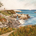 Santa Cruz By The Bay by Ann Caudle