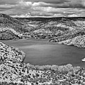 Santa Cruz Lake, New Mexico, April 18, 2016 by Mark Goebel