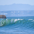 Santa Cruz Surf by Richard Kimbrough