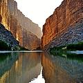 Santa Elena Canyon by Dennis Nelson