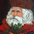 Santa by Enzie Shahmiri