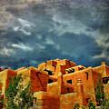 Santa Fe Adobe by Matt Suess