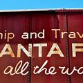 Santa Fe All The Way by Kyle Hanson