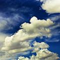 Santa Fe Clouds by Madeline Ellis