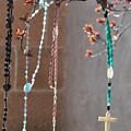 Santa Fe Crosses by Vicky Tubb