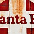 Santa Fe Railway by Kyle Hanson