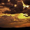 Santa Fe Sunset by Madeline Ellis