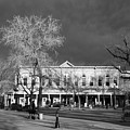 Santa Fe Town Square by Rob Hans