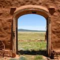 Santa Fe Trail by David Lee Thompson