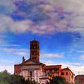 Santa Francesca Romana 2 by Darin Williams