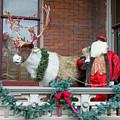 Santa Is Watching You by Carolyn Fox