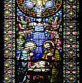 Santa Maria De Montserrat Abbey 1 by Shay Levy