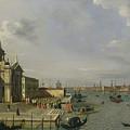 Santa Maria Della Salute - Venice  by William James