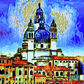 Santa Maria Venice by Jack Torcello