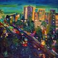 Santa Monica Glow by Irit Bourla