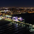 Santa Monica Pier by Patrick Donovan