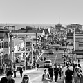 Santa Monica Pier by Ricky Barnard