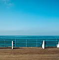 Santa Monica Pier by Victoria Savostianova