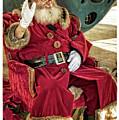 Santa by Sandra Selle Rodriguez