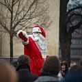 Santa Says Hello by Jouko Lehto