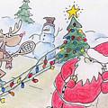 Santa Slam by Vonda Lawson-Rosa