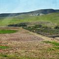 Santa Ynez Mountains Green Hills Ranch by Kyle Hanson