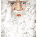 Santa's Eyes by Will Wagner