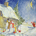 Santa's Visit by David Cooke