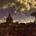 Santi Luca E Martina Old School by Darin Williams