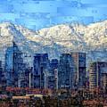 Santiago De Chile, Chile by Rafael Salazar