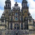 Santiago De Compostela by Nieves Nitta