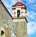 Santo Domingo Church Spire by Jess Kraft