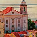 Santo Estevao Church by Claude LeTien