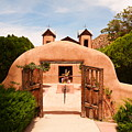 Santo Nino De Atocha Chimayo New Mexico by Jeff Swan