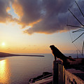 Santorini 014 by Manolis Tsantakis