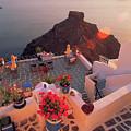Santorini 016 by Manolis Tsantakis